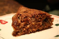 fresh fig walnut cake