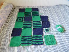 Practicando crochet