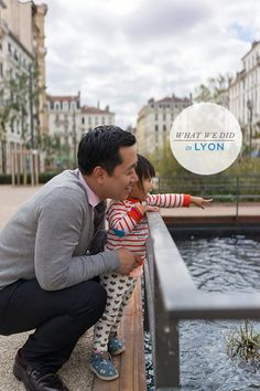 During our trip to France, we spent five nights in Lyon which is just a couple hours of outside of Paris by train. Paris Travel, France Travel, Travel With Kids, Family Travel, Places To Travel, Places To Visit, Reading Terminal Market, Flying With A Baby, Lyon France