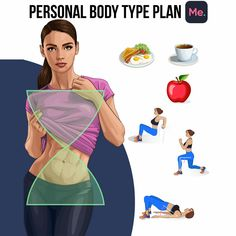 Have Slimmer Body in 4 Weeks with Personal Body Type Meal Plan - Real Time - Diet, Exercise, Fitness, Finance You for Healthy articles ideas Fitness Workouts, Fitness Herausforderungen, Health And Fitness Tips, Fun Workouts, At Home Workouts, Fitness Motivation, Weight Loss Challenge, Workout Challenge, Mental Training