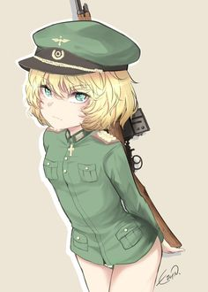 Kawaii Anime Girl, Anime Art Girl, Manga Art, Guerra Anime, Tanya Degurechaff, Tanya The Evil, Accel World, Anime Military, Cute Anime Pics