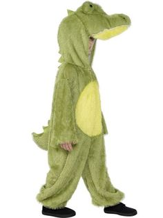 Shop for Smiffys Crocodile Costume. Starting from Choose from the 3 best options & compare live & historic childrens costume prices. Dinosaur Fancy Dress, Animal Fancy Dress Costumes, Childrens Fancy Dress, Fancy Dress For Kids, Dinosaur Costume, Fancy Costumes, Animal Costumes, Boy Costumes, Costume Ideas