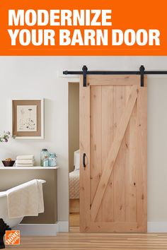 The Home Depot has everything you need for your home improvement projects. - The Home Depot has everything you need for your home improvement projects. Click through to learn m - Home Improvement Loans, Home Improvement Projects, Home Projects, Home Renovation, Home Remodeling, Ideas Hogar, Barn Door Hardware, Barn Doors, Cabinet Hardware