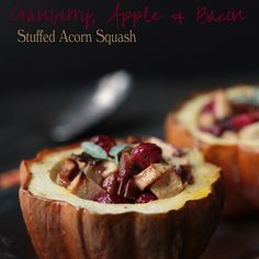 ... Pinterest | Stuffed salmon, Paleo pumpkin pie and Stuffed acorn squash