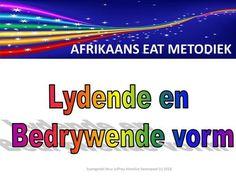 Saamgestel deur Juffrou Marelize Swanepoel (c) 2018 Afrikaans, Words, Posters, Postres, Banners, Afrikaans Language, Billboard, Poster