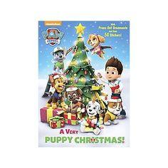 A Very Puppy Christmas! ( Paw Patrol) (Paperback)