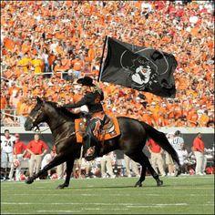 Bullet.  Beauty!  Oklahoma State Cowboys - Yep