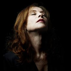 Denis Rouvre . Portraits . Isabelle Huppert