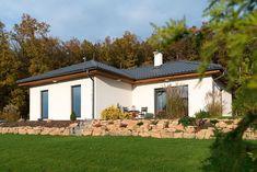 Malý, úsporný, promyšlený a stylový, takový je tento bungalov | Dřevostavby, časopis o bydlení - DřevoStavby Samos, Stylus, Home Fashion, Mansions, House Styles, Home Decor, Decoration Home, Style, Manor Houses