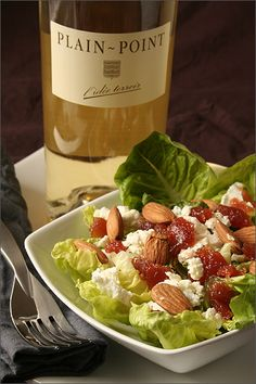 Fine Wine & Salad Pairing | theworldwidewine