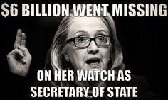She is a Corrupt Communist PIG!!