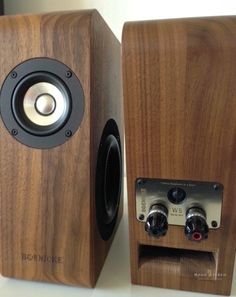 Mono and Stereo High-End Audio Magazine: Boenicke Audio W5 speakers arrived