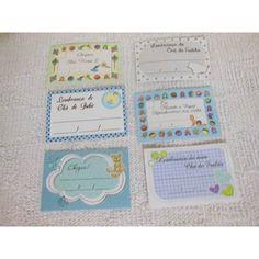 50 Chaveiros Lembrancinhas Maternidade Chá De Bebê Ou Fralda - R$ 52,50 em Mercado Livre