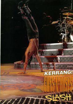 Slash Handstand ❤️