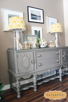 so this is why decorating my house is so dang hard! Love these tips. I am going to rock this house decorating thing! Refurbished Furniture, Repurposed Furniture, Furniture Makeover, Painted Furniture, Furniture Projects, Diy Furniture, Coastal Living Rooms, Decorating Small Spaces, Decorating Ideas