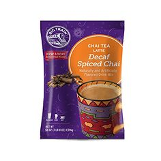 Big Train Chai  Decaf Spiced Chai 35 lb Bag *** Find out more about the great product at the image link. Note: It's an affiliate link to Amazon.