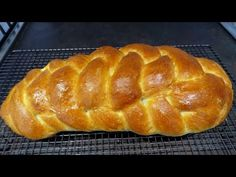 This is a lovely, simple dough to make. The complicated part is when separating the dough into eight separate strands and then plaiting(braiding) them into a. Bread Plait, Braided Bread, Plait Braid, Plaits, Bread Board, Strands, Crackers, Separate, Breads