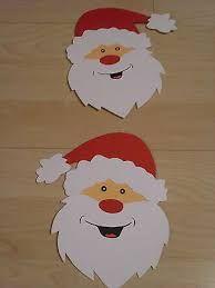 Bildergebnis für weihnachtsmann basteln
