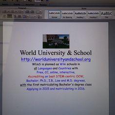 worlduniversityandschool.org