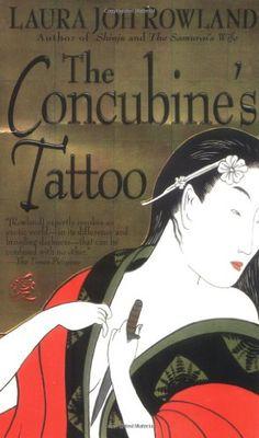 The Concubine's Tattoo (Sano Ichiro Novels) by Laura Joh Rowland http://www.amazon.com/dp/0312969228/ref=cm_sw_r_pi_dp_2NwAvb1XBDHQ4