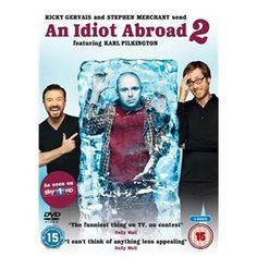 A hilarious mini series where comedian Ricky Gervais sends simpleton Karl Pilkington to all corners of the globe to complete the ultimate Bucket List.