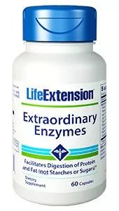 Extraordinary Enzymes   60 capsules