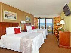 NEW Palmetto Rooms   http://www.springmaidbeach.com/accommodations/palmetto-dunes/