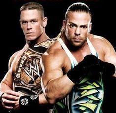 Rob Van Dam vs. John Cena, WWE Championship: ECW One Night Stand 2006 | The PractitioNERD