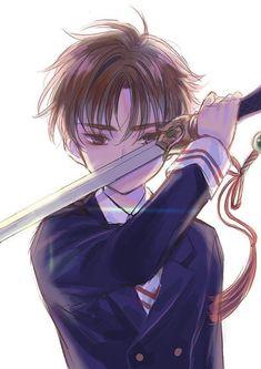 Cardcaptor Sakura, Sakura Card Captor, Syaoran, Manga Art, Manga Anime, Anime Art, Noragami Anime, Anime Kiss, Sakura Anime