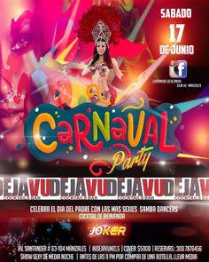 """El sábado 17 de junio JOKER te invita a celebrar  con las mas bellas modelos en @dejavumanizales #carnaval #samba #manizales #caldas #new #model #tv  #colombia #girl #fashion #glamour #beauty #cute #teen #photography #photographer #marketing #business #moda #travel #party #woman #events #night  #saturdaynight @jokermodelscolombia @colombiajoker  @sexylovecocktails @sergiobarbosach  @danymodel_montoya @maorodriguezcalvo @majopalencia0695"" by @networkdigitalmarketing. #이벤트 #show #parties…"