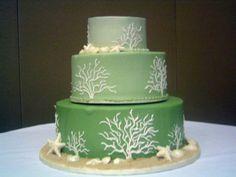 VG wedding cake