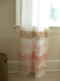 Curtains for baby girls room