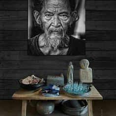 #portraits #photography #art #sergeanton #blackandwhite #deco #inspiration #photo #thailande For order please contact info@obosouk.com @obosouk