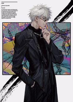 Hot Anime Boy, Anime Love, Boy Art, Kaneki, Animes Wallpapers, Aesthetic Anime, Haikyuu, Anime Characters, Fictional Characters