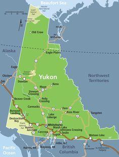 Canada First Nations Yukon Alaska, Yukon Canada, Ontario, Ottawa, North To Alaska, Canada North, Canada 150, Visit Canada, North West