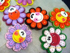 Kids Crafts, Animal Crafts For Kids, Dyi Crafts, Foam Crafts, Arts And Crafts, Paper Crafts, Back To School Gifts, Festival Decorations, Felt Flowers