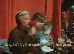 David Lynch Quotes, Movie Lines, Entp, Film Quotes, Quote Aesthetic, Twin Peaks, Reaction Pictures, Humor, Mood Quotes