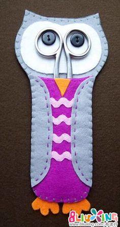 #felt #owl