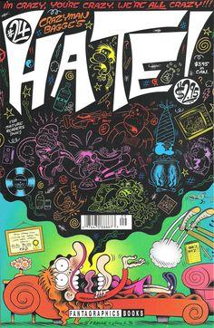 Hate #24 Peter Bagge