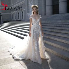 Find More Wedding Dresses Information about Luxurious High Quality Lace Wedding Dresses with Detachable Train 2016 Sexy Backless illusion Sweetheart Tulle Bridal Gowns,High Quality wedding dresses for full figured women,China wedding arabic dress Suppliers, Cheap dress up halloween games from Orenda Wedding Dress Factory on Aliexpress.com
