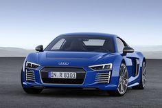 Audi отказывается от выпуска электрического спорткара R8 e-tron