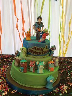 imagenes de babosas buenas de bajoterra torta de cumpleaños - Buscar con Google