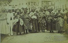 Marktvrouwen 1893 Suriname