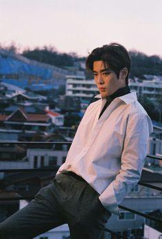 Jaehyun.. so I think that he resembles Park Hyungsik quite alot.