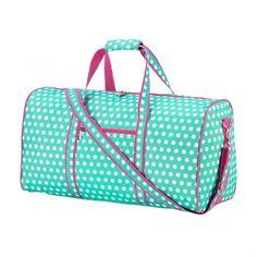 Pinned Strawberry Sports Gym Travel Weekender Duffel Bag