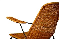 Gian Franco Legler Basket Chair - several models available, also in lower sitting height