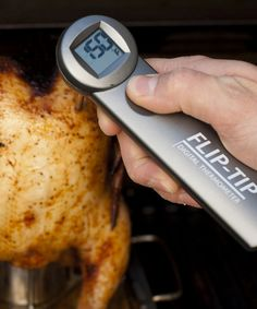 This Charcoal Companion Flip-Tip Digital Thermometer by Charcoal Companion is perfect! #zulilyfinds