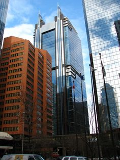 Jamieson Place, image by Kevin Cappis Canadian Prairies, Architecture Office, Calgary, Timeless Design, Skyscraper, Multi Story Building, Skyline, Construction, Landscape