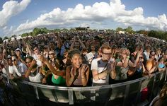 Click through to read last year's feature, a backstage view of how Austin City Limits Music Festival began and grew. Photo by Jay Janner, American-Statesman.