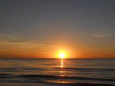 Sunset - Anna Marie Island - Photograph by Hootie
